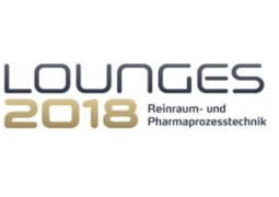 Ein gutes neues Jahr! / Messe LOUNGES 2018 (Karlsruhe, 6. bis 8. Feb. 2018)
